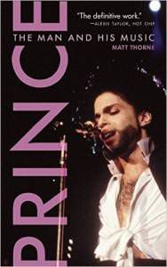 cover of prince: the man and his music books