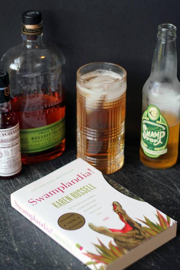 swamplandia! cocktail - book riot