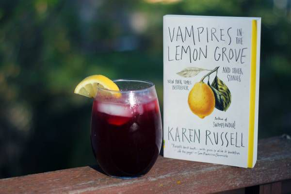 vampires and the lemon grove cocktail - book riot