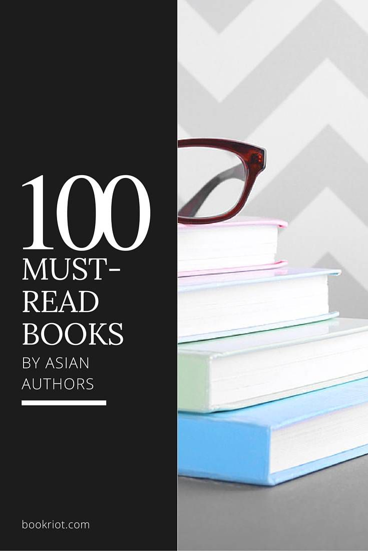 100 Must-Read Books by Asian Authors