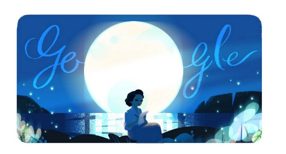 11:7:14 Cecília Meireles's 113th Birthday Brazil