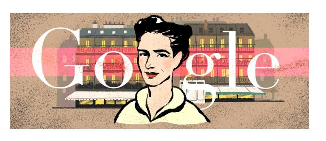 1:9:14 Simone de Beauvoir's 106th Birthday
