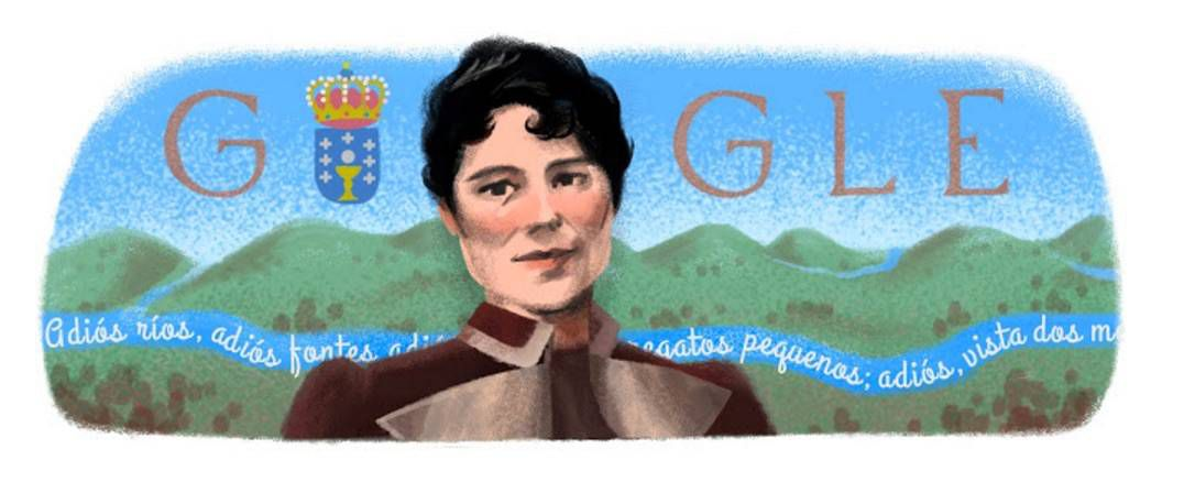 2:24:15 Rosalía de Castro's 178th Birthday Spain