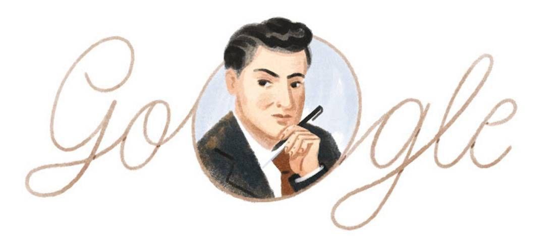 7:30:14 Salvador Novo's 110th Birthday Mexico