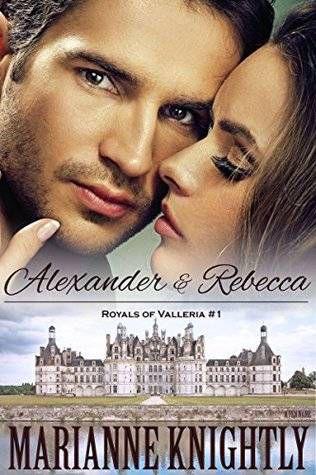 Alexander & Rebecca by Marianne Knightly