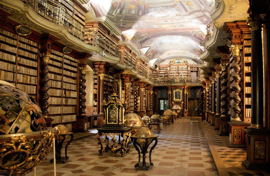 Clementinum National Library