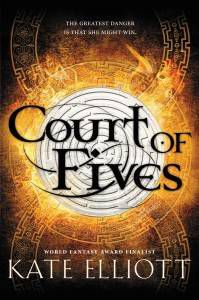Court of Fives paperback