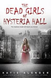 Dead Girls of Hysteria Hall paperback