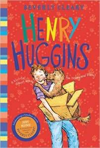 Henry Huggins by Beverly Cleary cover