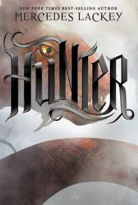 Hunter by Mercedes Lackey paperback