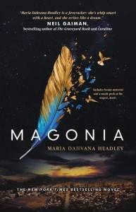 Magonia paperback