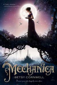 Mechanica paperback cover
