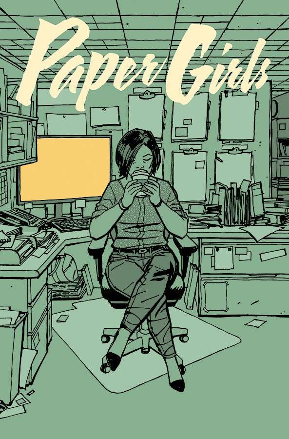Paper Girls returns on June 1.