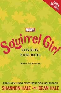Squirrel Girl Novelization