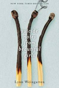 Suicide Notes from Beautiful Girls paperback