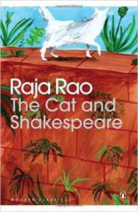 The Cat and Shakespeare Raja Rao cover