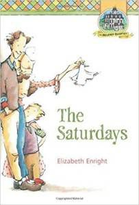 The Saturdays by Elizabeth Enright cover