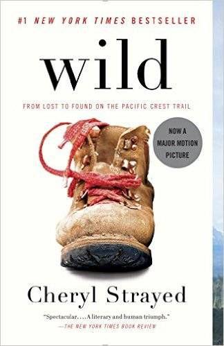 Wild by Cheryl Strayed cover