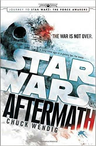 Star Wars Aftermath by Chuck Wendig Cover