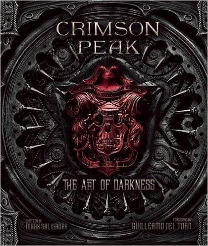 crimson peak art of darkness