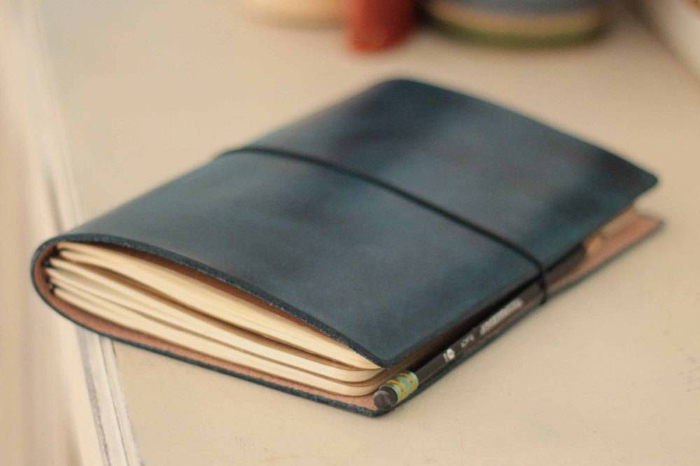 Fauxdori Leather Journal Cover