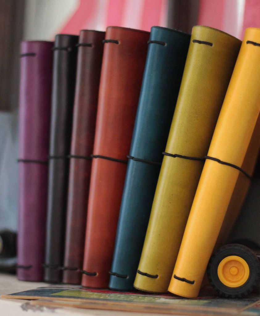 Fauxdori Leather Journal Covers