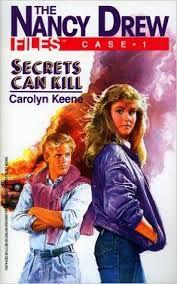 nancy drew secrets can kill carolyn keene cover book