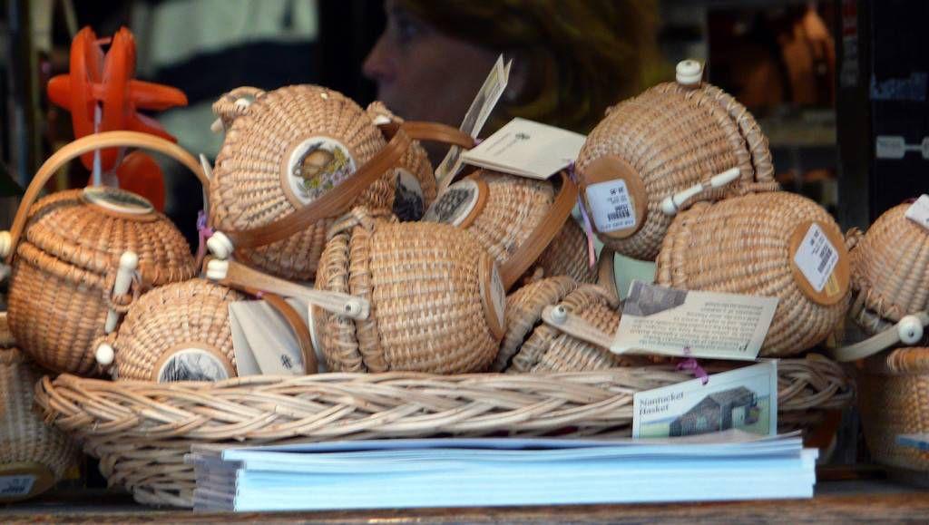 Nantucket Lightship Baskets