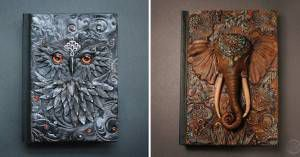 10 Beautiful Handcrafted Notebooks & Journals