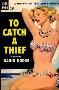 to catch a thief david dodge book cover