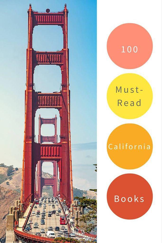 100 Must-Read California Books