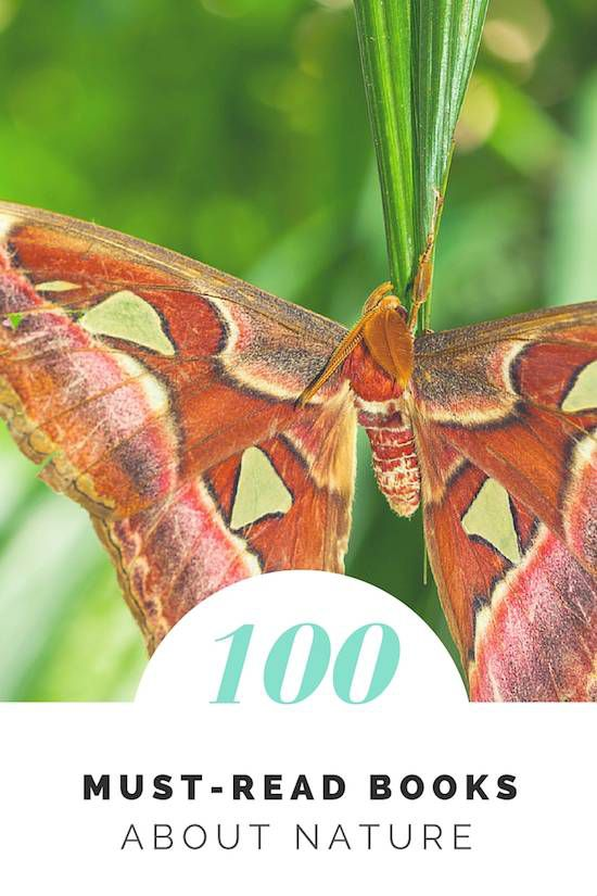 100 must read books about nature