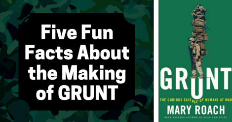 five fun facts about the making of grunt