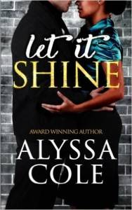 cover of let it shine by Alyssa Cole