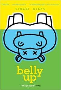 Belly Up by Stuart Gibbs