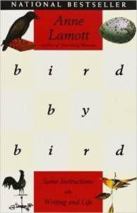 Bird by Bird Anne Lamott