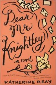 Cover of Dear Mr. Knightley by Katherine Reay