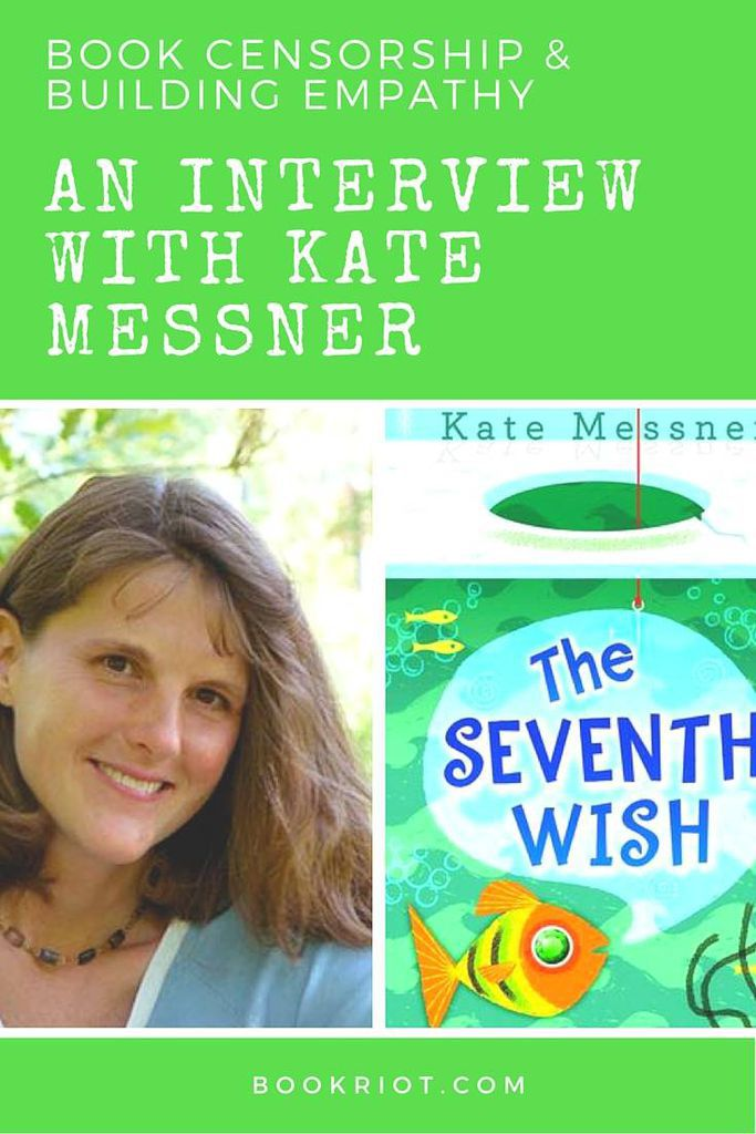 Interview with Kate Messner
