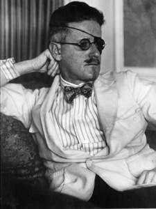 James Joyce eyepatch bloomsday