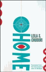 Leila Chudori Home cover