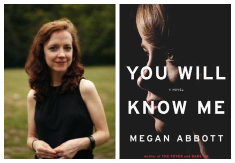 Megan Abbott Collage