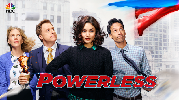 NBC Powerless TV show DC Comics Universe