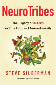 Neurotribes cover Steve Silberman