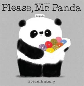 Please Mr Panda Steve Antony