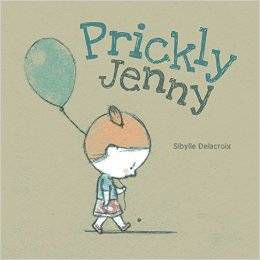 Prickl yJenny by Sibylle Delacroix