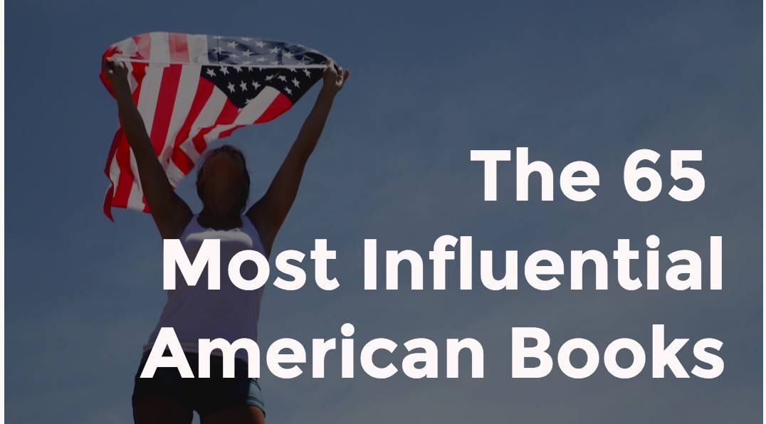 The 65 Most Influential American Books: Today in Critical Linking
