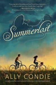 Summerlost by Allie Condie