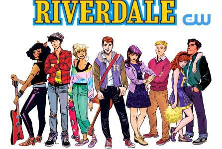 The CW Riverdale promo