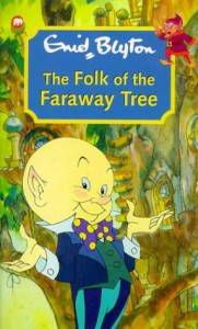 The Folk of the Faraway Tree book cover