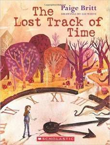 The Lost Track of Time by Paige Britt
